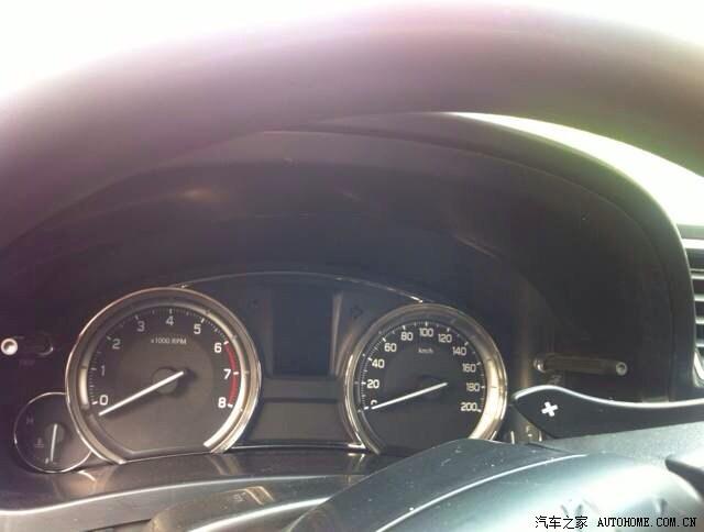 Suzuki Alivio instrument cluster spied in China on a truck