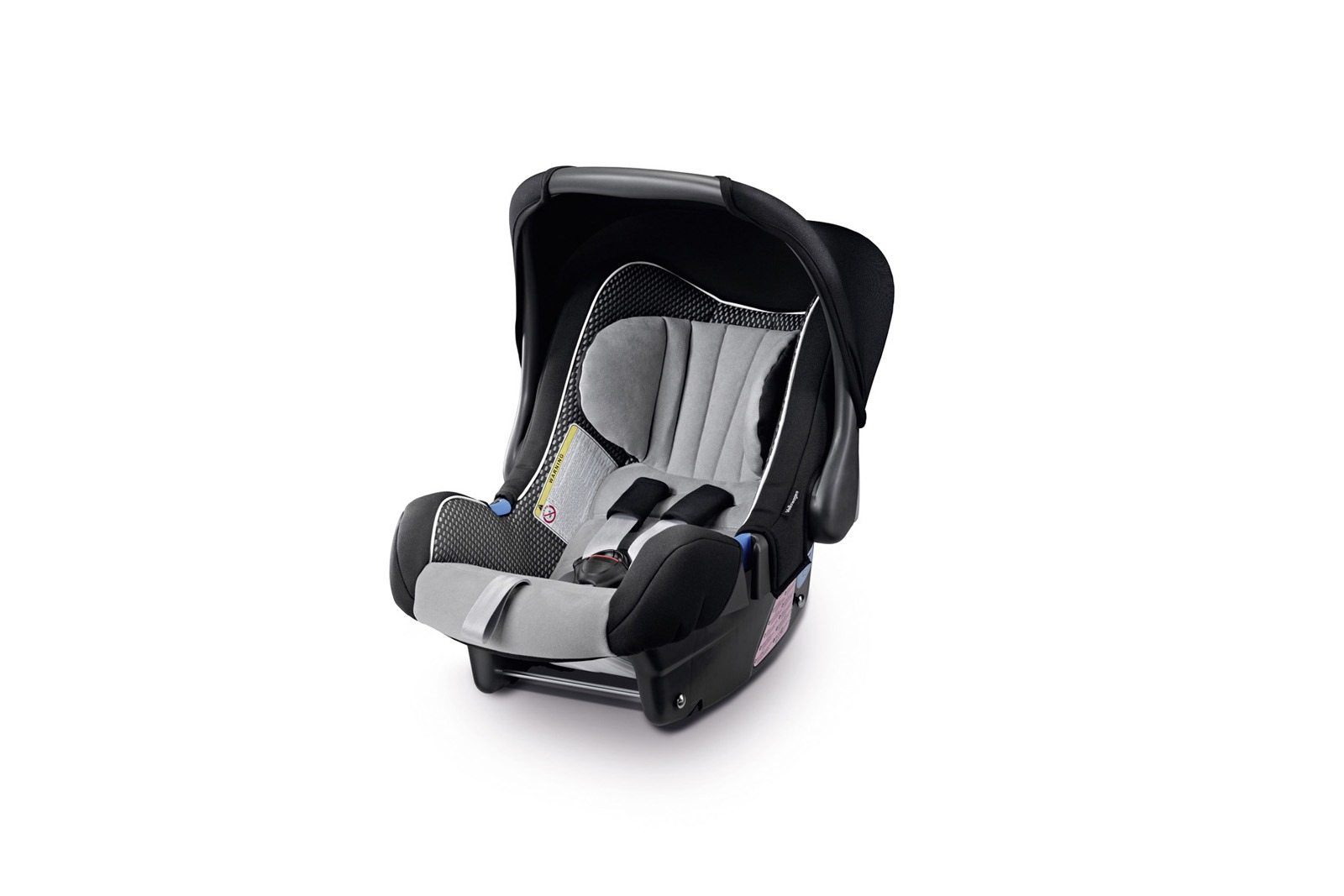 VW Polo facelift accessories - G0 Isofix child seat