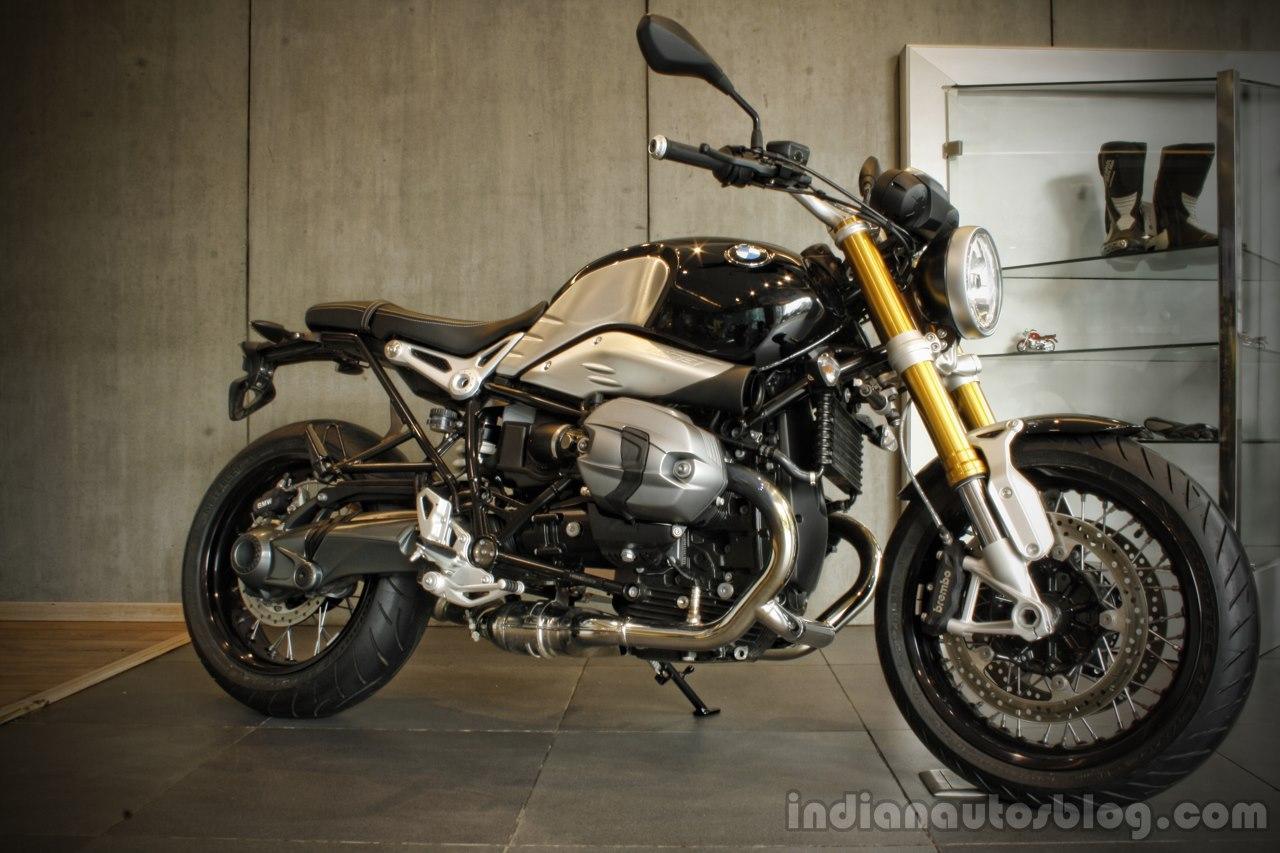 BMW R nineT side