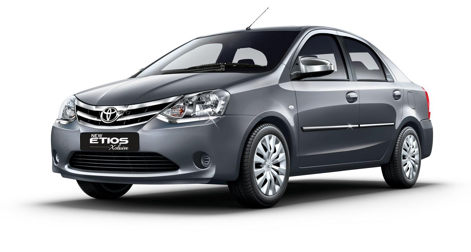Toyota Etios Xclusive - Limited Edition