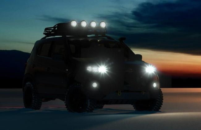2014 Chevrolet Niva concept teased