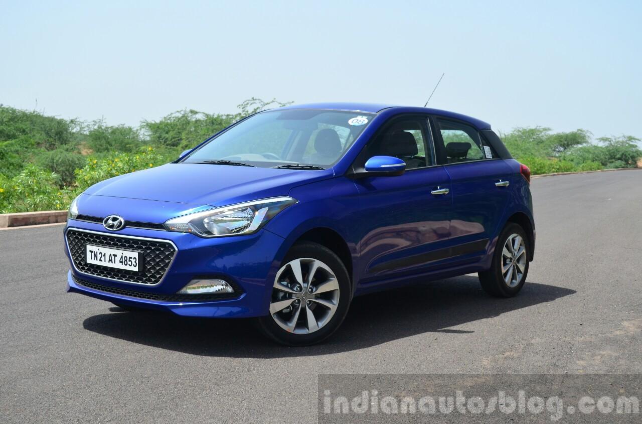 Hyundai Elite i20 Petrol Review