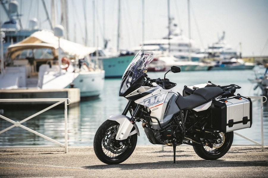 KTM 1290 Super Adventure official image