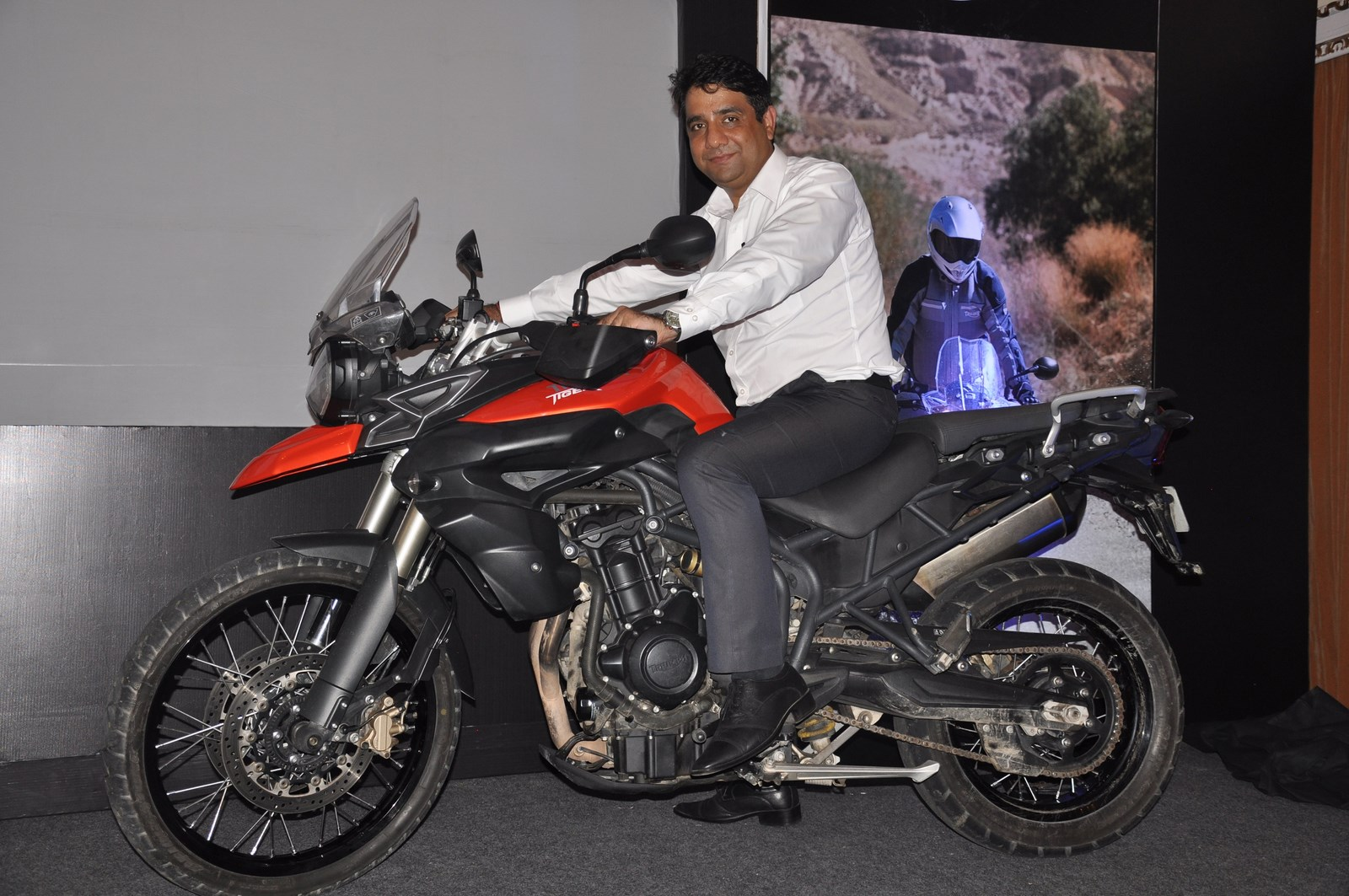 Triumph Motorcycles India Clocks 600 Bookings In 8 Months