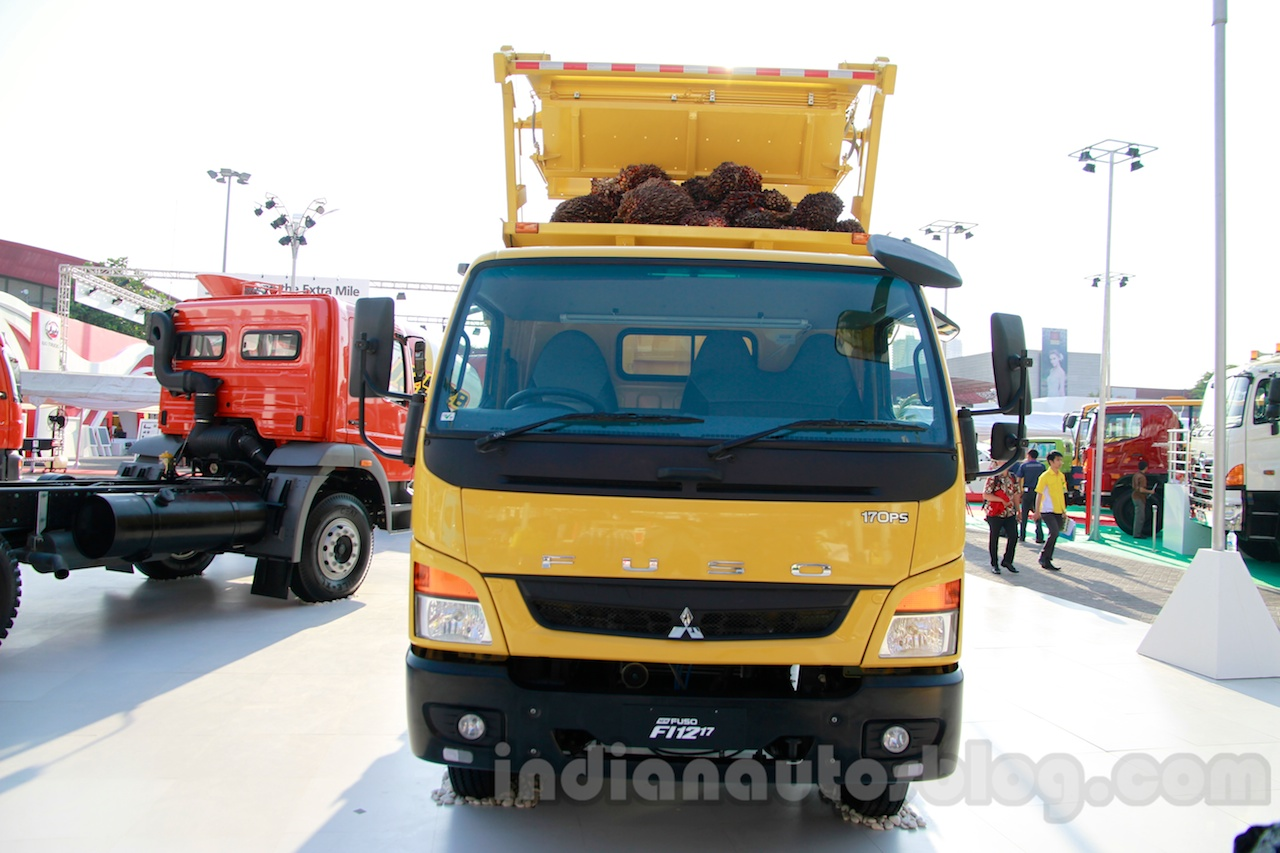 FUSO FI 1217 at the Indonesia International Motor Show 2014