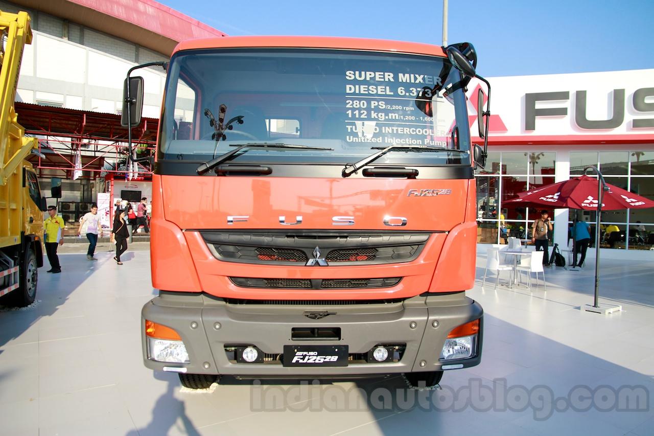 FUSO FJ 2528 at the Indonesia International Motor Show 2014