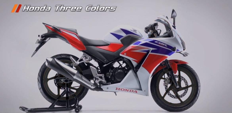 Honda CBR150R facelift red colour option
