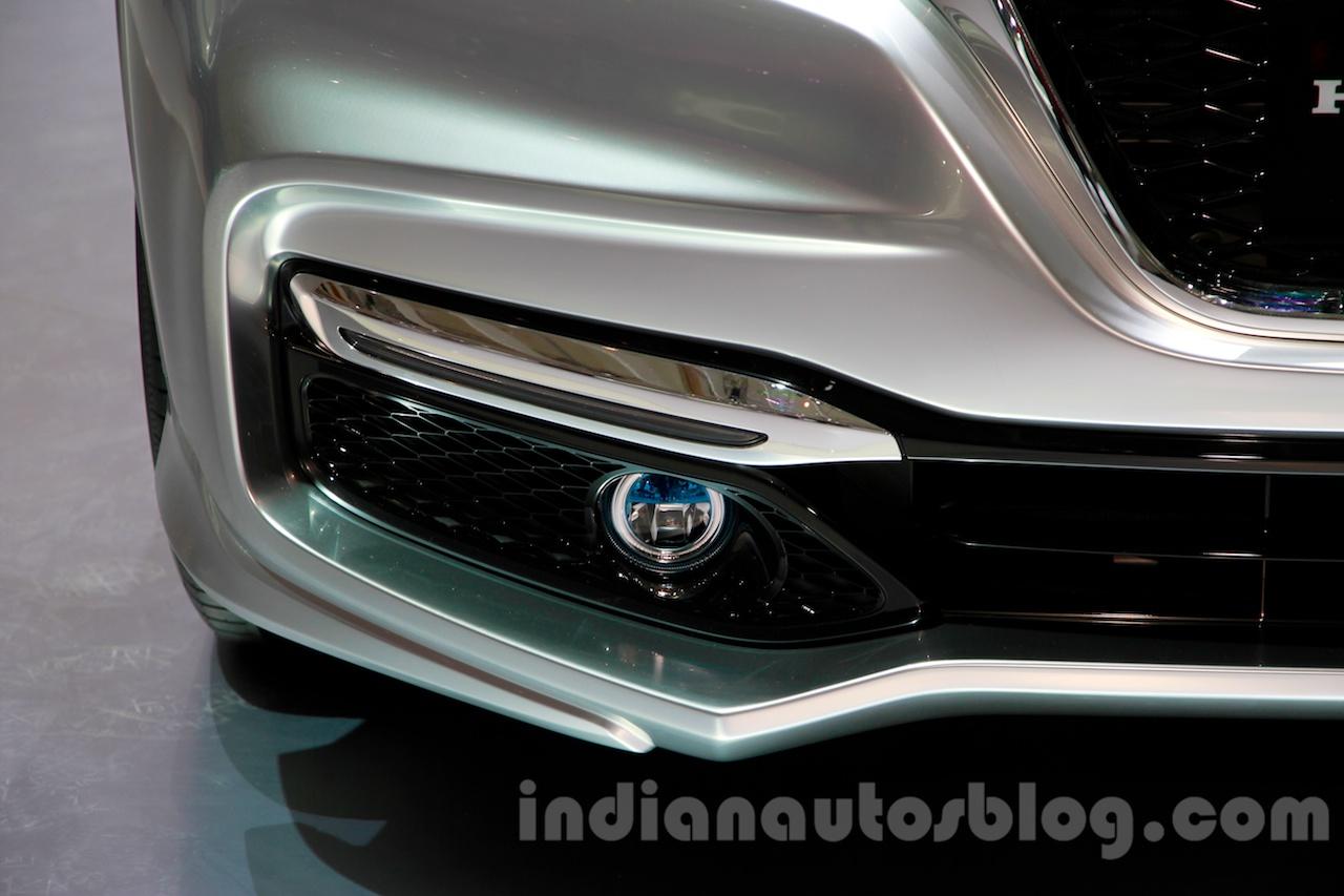 Honda HR-V Modulo Concept foglamp at the 2014 Indonesian International Motor Show