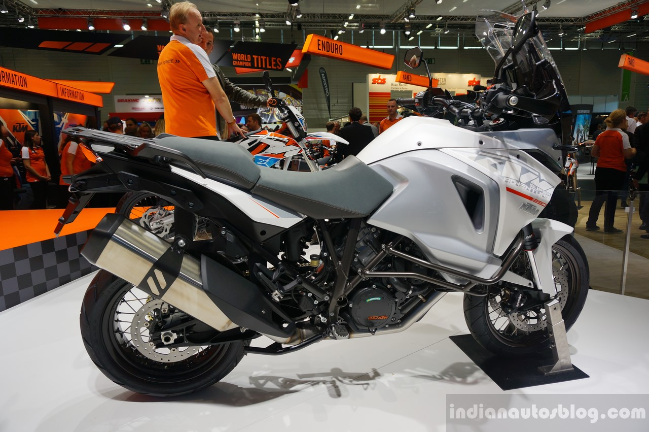 ktm 1290 super adventure intermot 2014 live. Black Bedroom Furniture Sets. Home Design Ideas