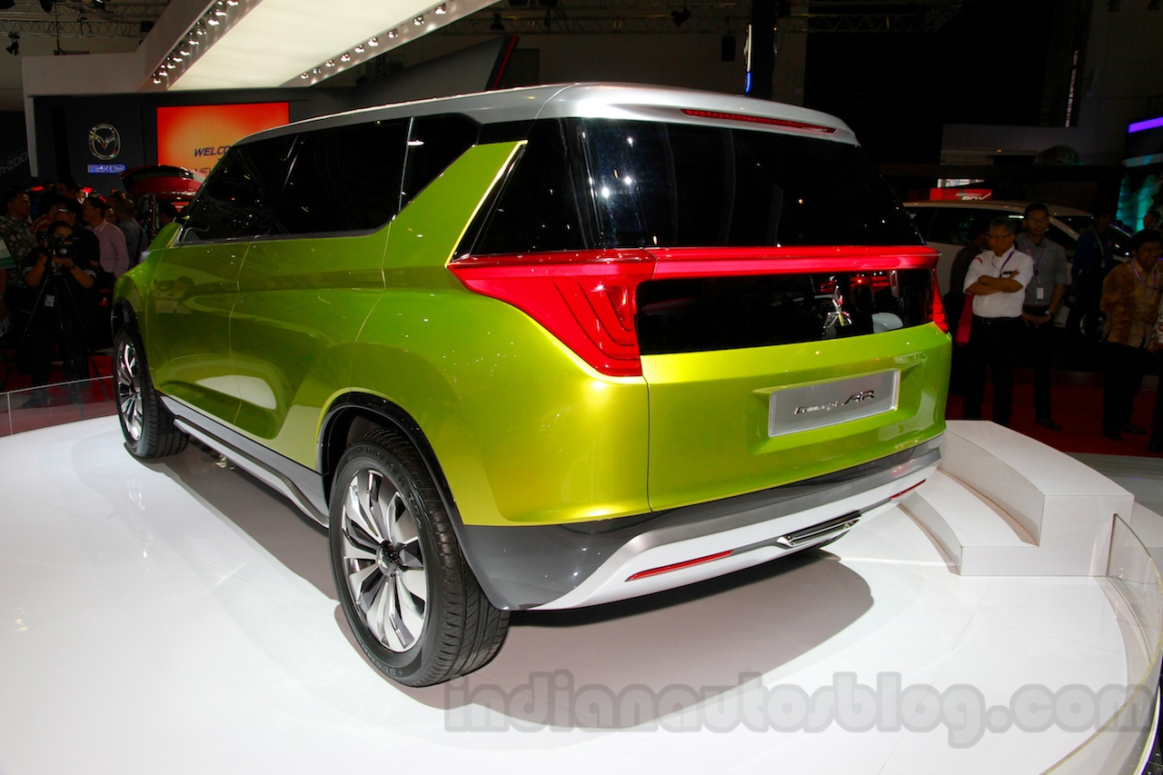 Mitsubishi Concept AR at the 2014 Indonesia International Motor Show rear quarter