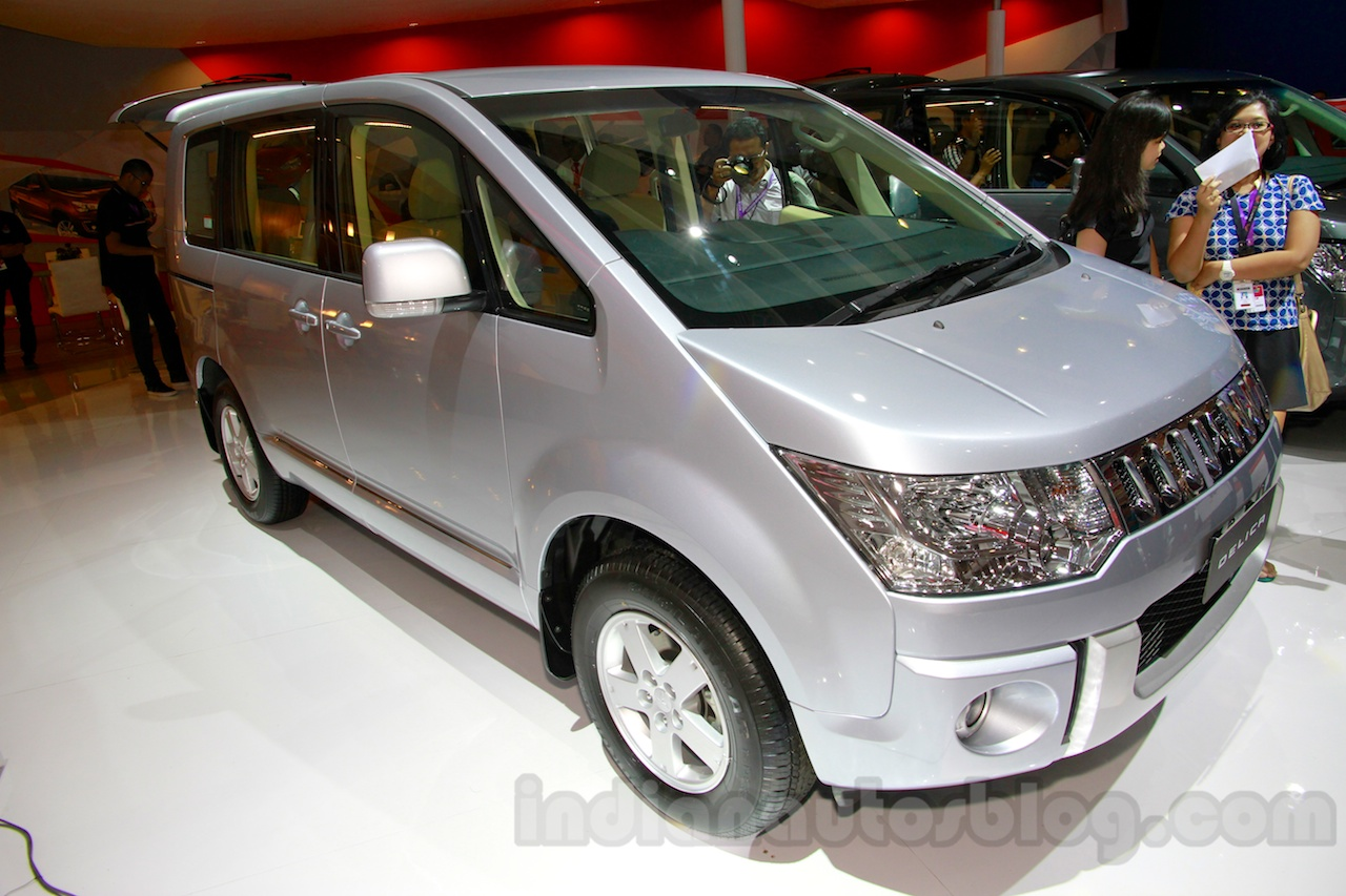 Mitsubishi Delica at the 2014 Indonesia International Motor Show