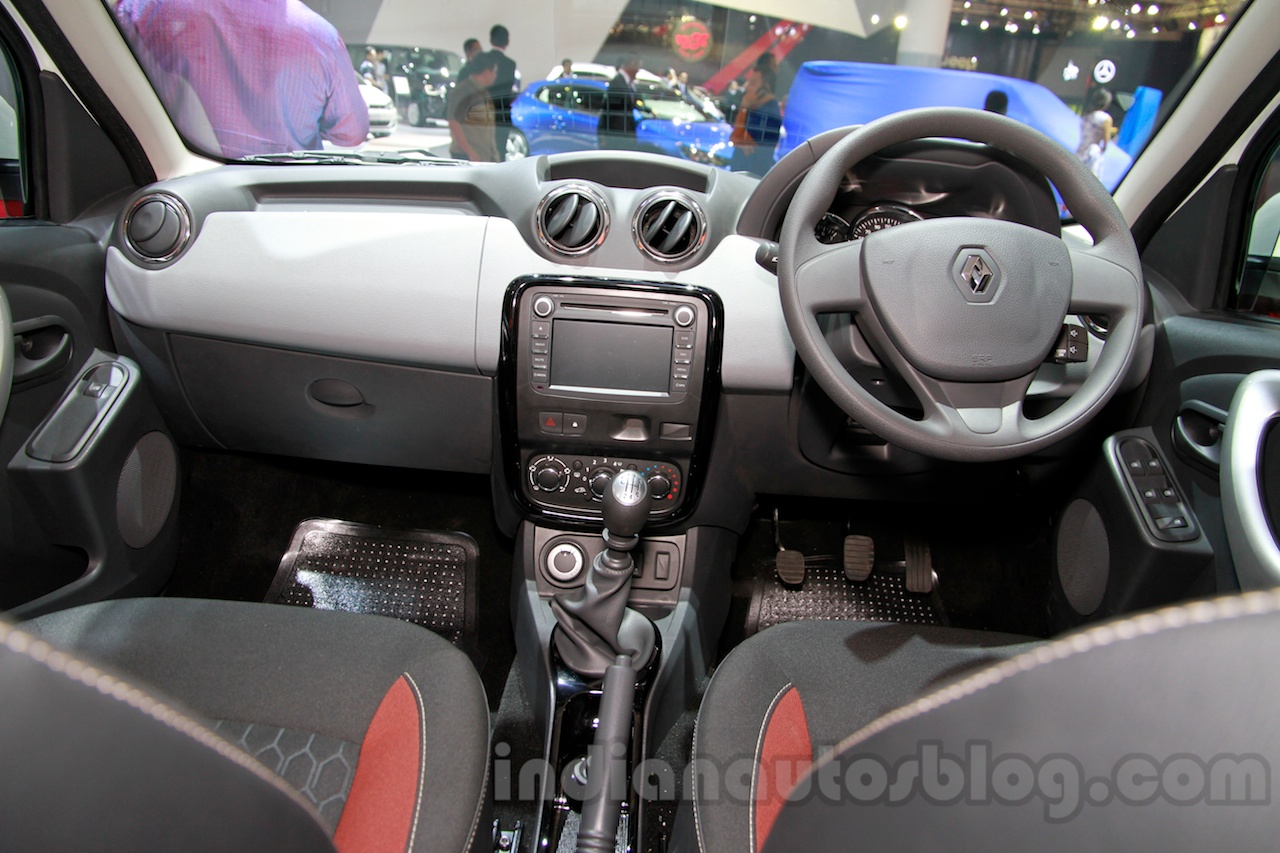 Renault Duster Awd Launch On September 24 Shown At Iims