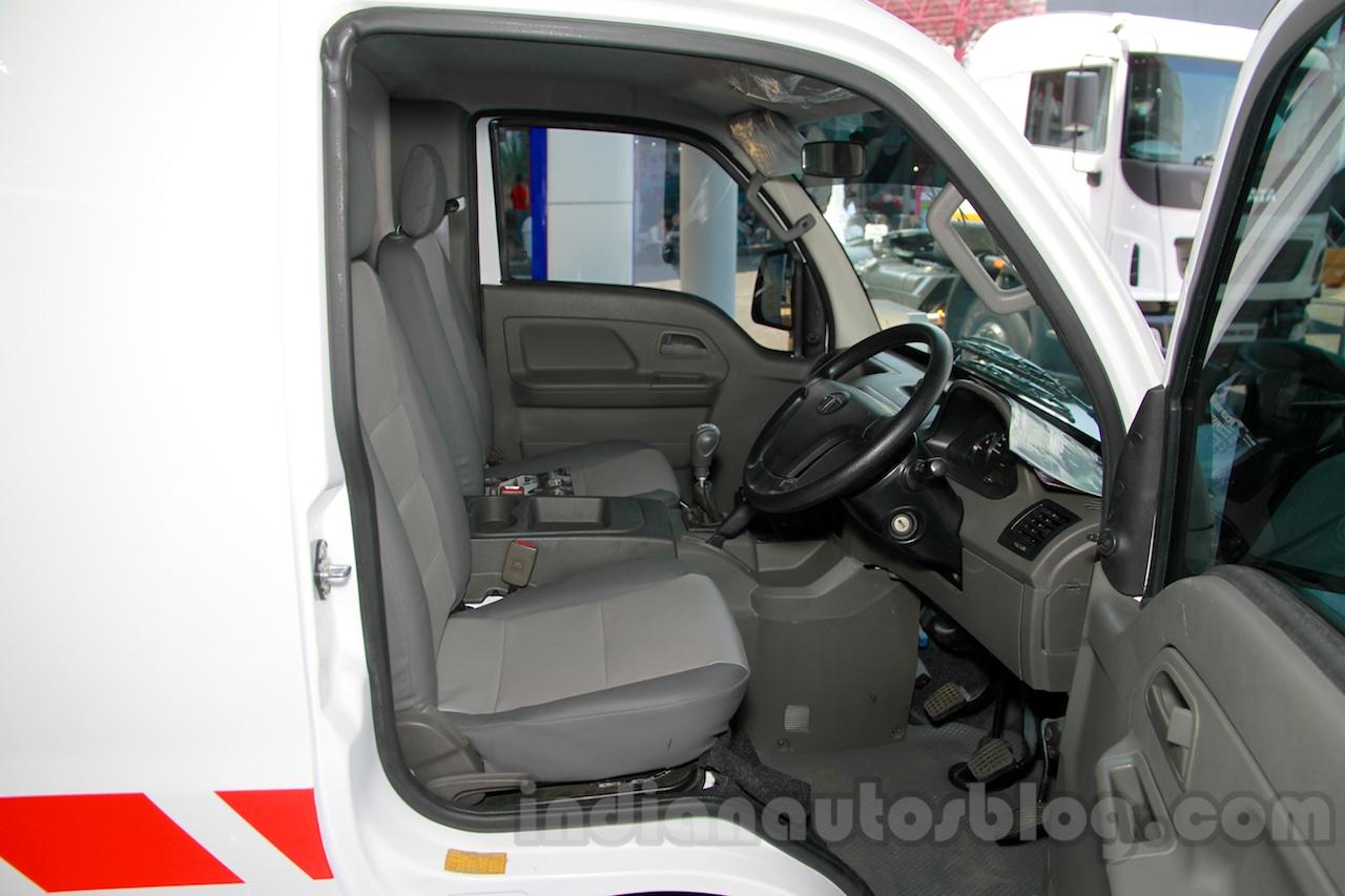 Tata Super Ace Ambulance at the 2014 Indonesia International Motor Show interior