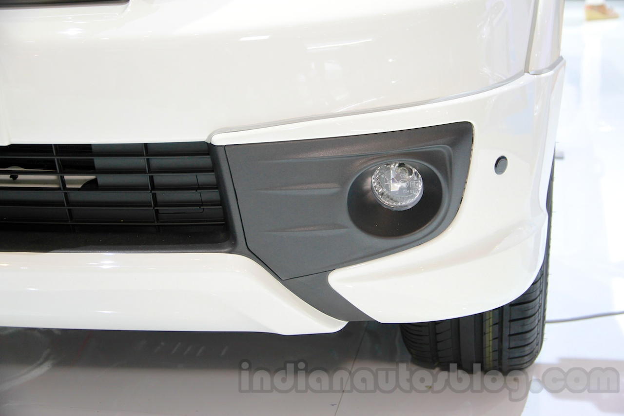 Toyota Rush TRD Sportivo at the 2014 Indonesia International Motor Show foglight