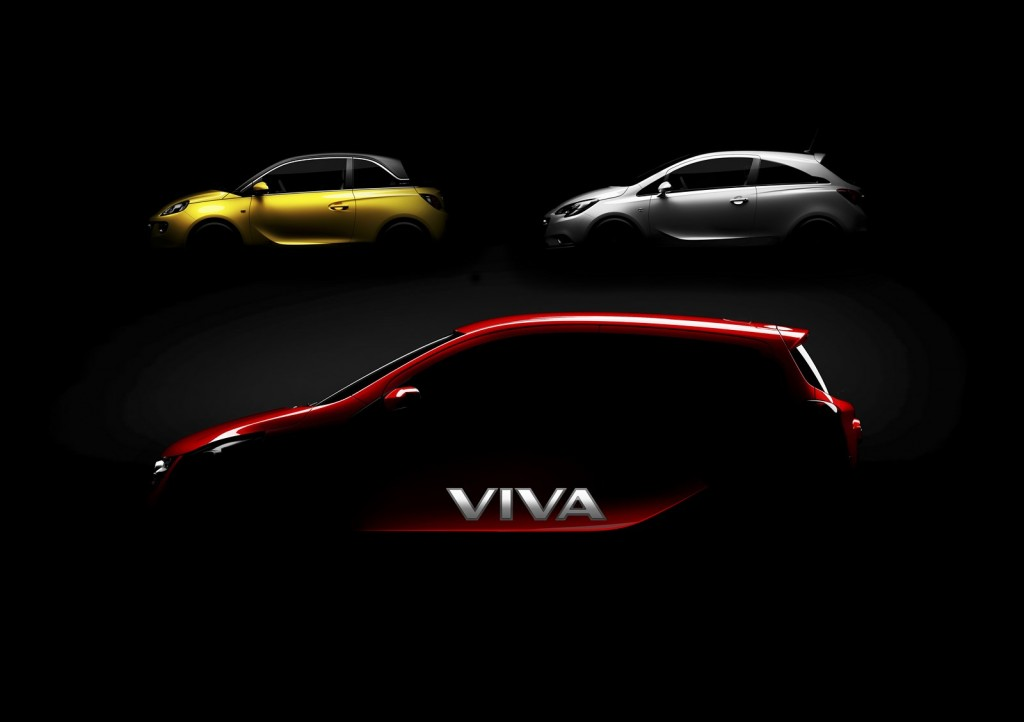 Vauxhall Viva teaser