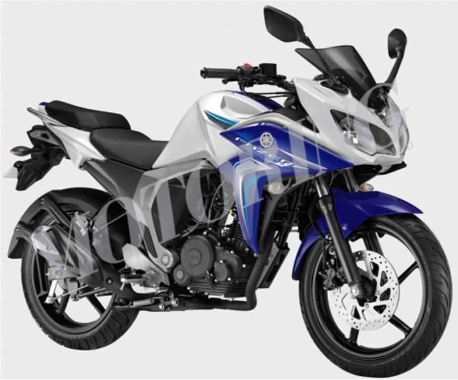 Yamaha Fazer FI V2.0 White