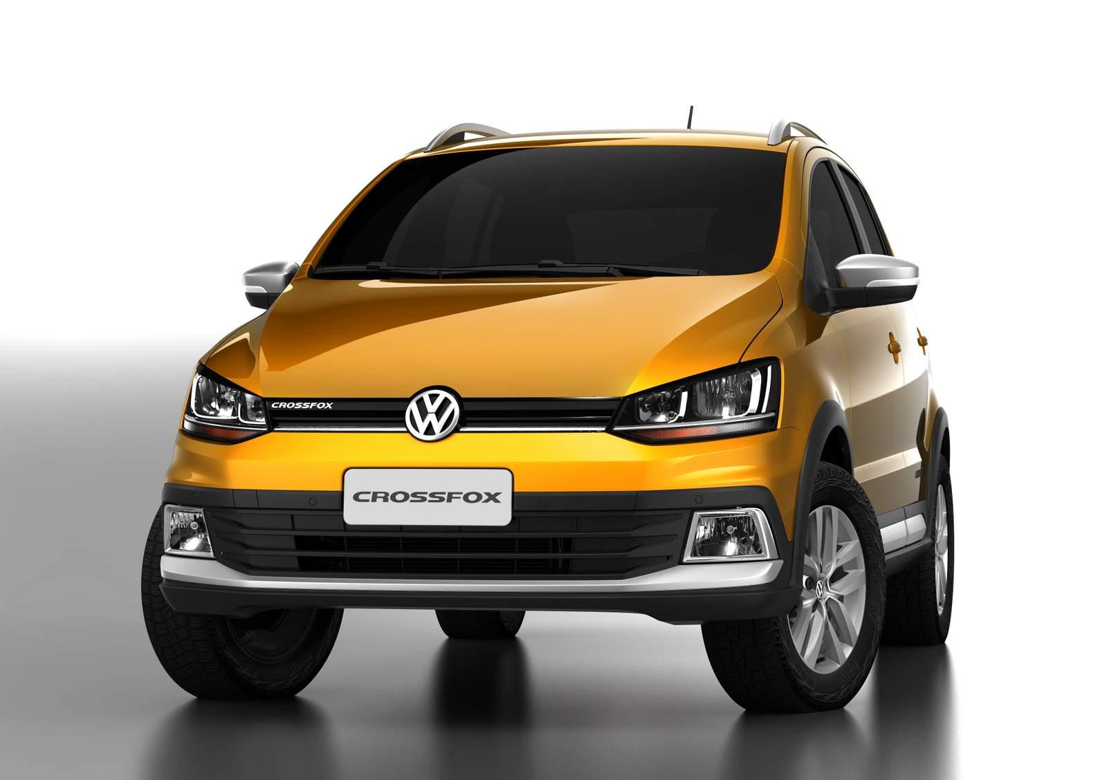 2015 VW CrossFox new color