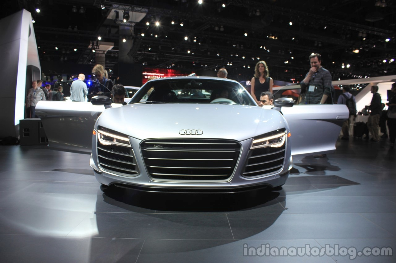 Audi R8 Competition at the 2014 Los Angeles Auto Show