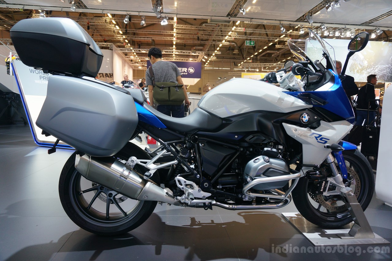 bmw r 1200 rs bmw r 1200 r intermot live 2014. Black Bedroom Furniture Sets. Home Design Ideas