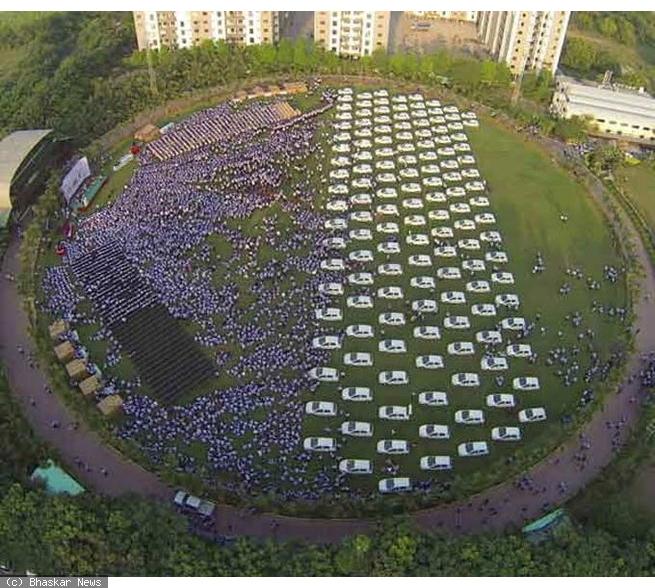 Fiat Punto Evo deliveries Surat largest India
