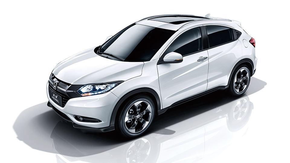 Honda Vezel China front three quarter