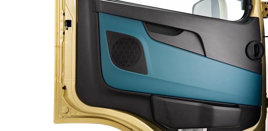 New Volvo FM door pad