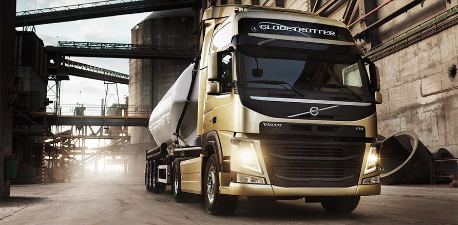 New Volvo FM