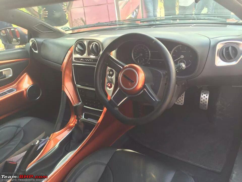 Production Dc Avanti S Interior Revealed