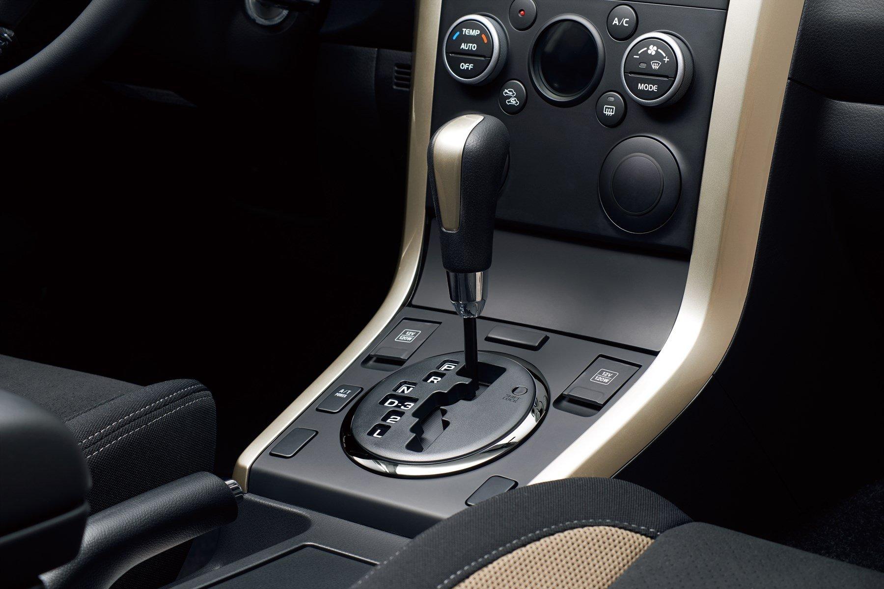 South Africa Suzuki Grand Vitara Summit Gets Extra Features