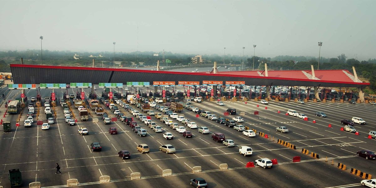 Toll plazas in India to get ETC system