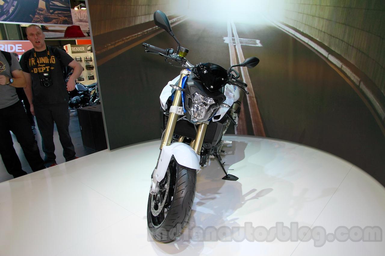 2015 BMW F 800 R profile at EICMA 2014