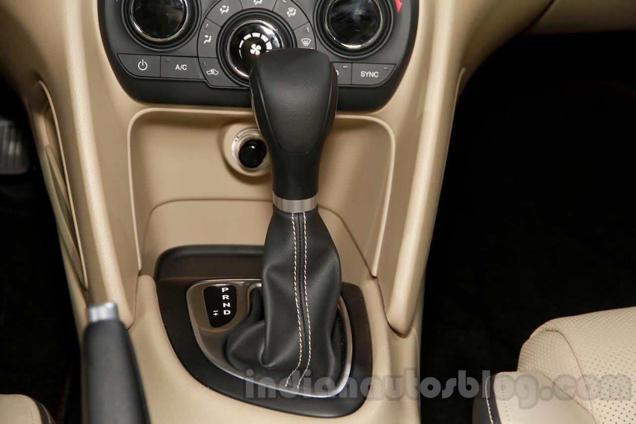 2015 Fiat Viaggio gear at 2014 Guangzhou Auto Show