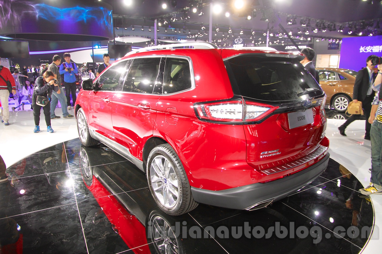 Guangzhou Live Ford Edge 7 Seater