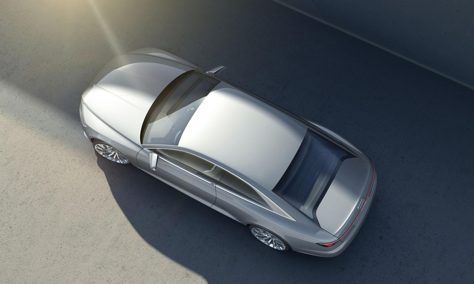 Audi Prologue Concept top