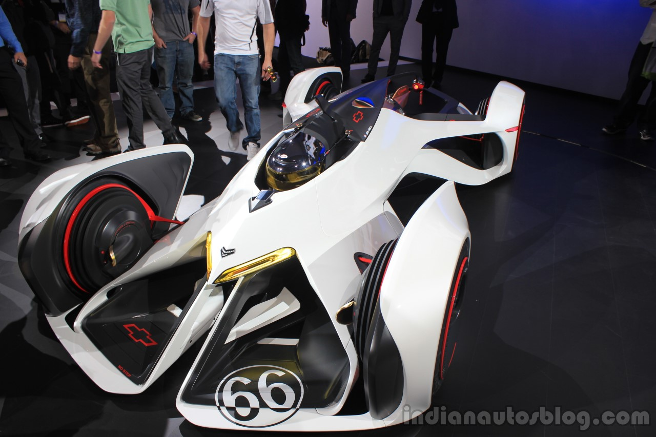 Chevrolet Chaparral 2X Vision front three quarters zoom