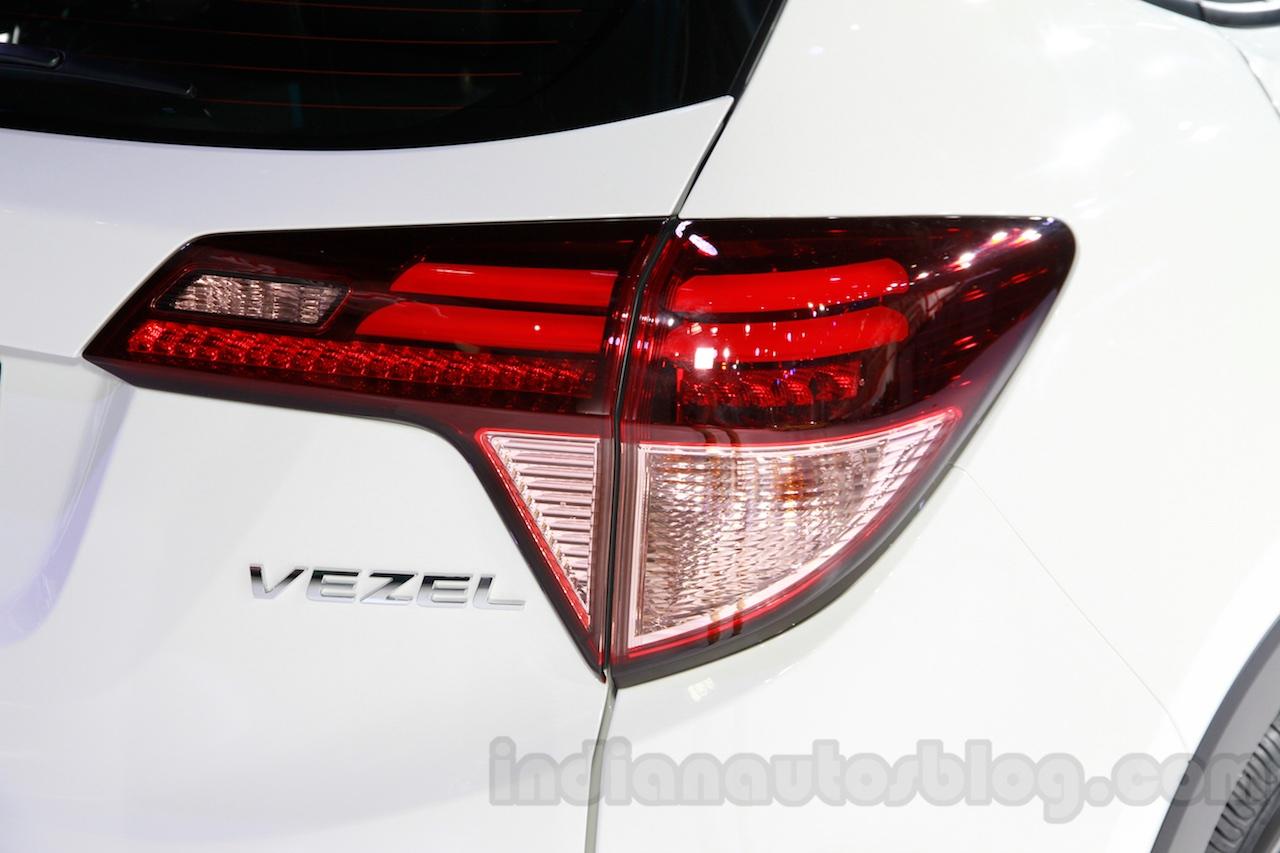 Honda Vezel taillight at the Guangzhou Auto Show 2014