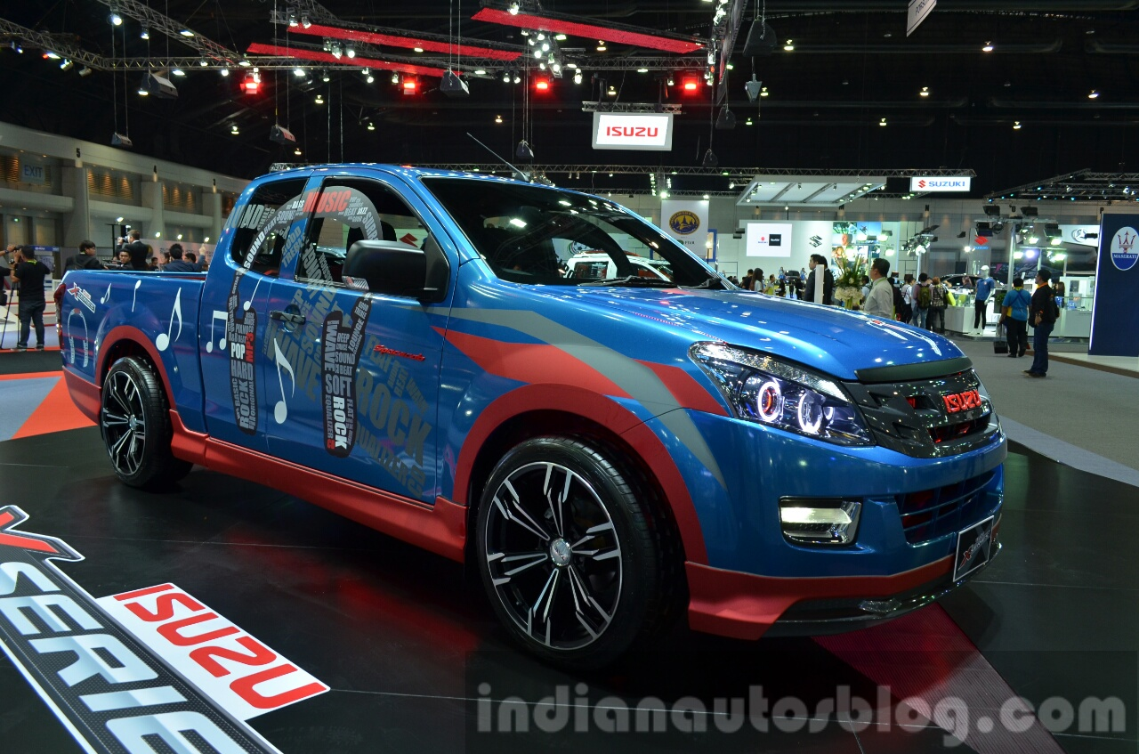 Thailand Live - Isuzu D-Max special editions showcased
