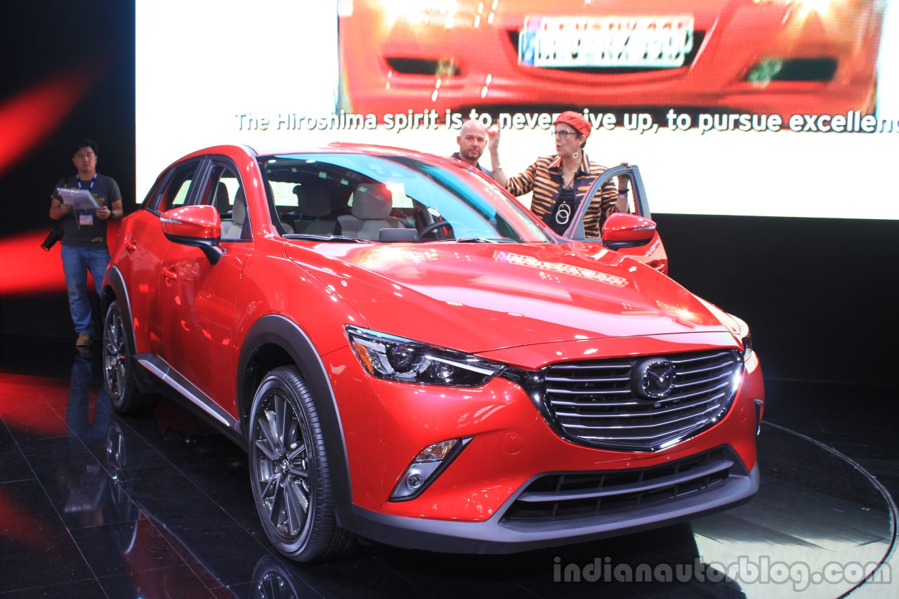 Mazda Cx 3 To Launch In July In Malaysia