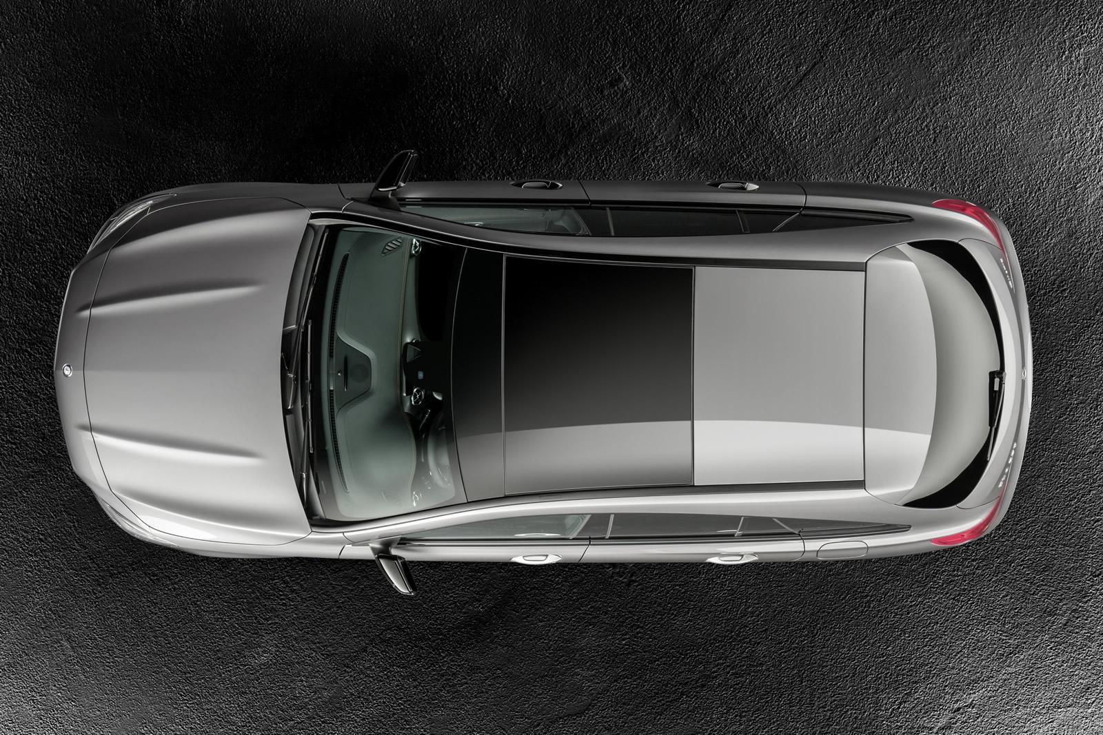Mercedes CLA Shooting Brake top