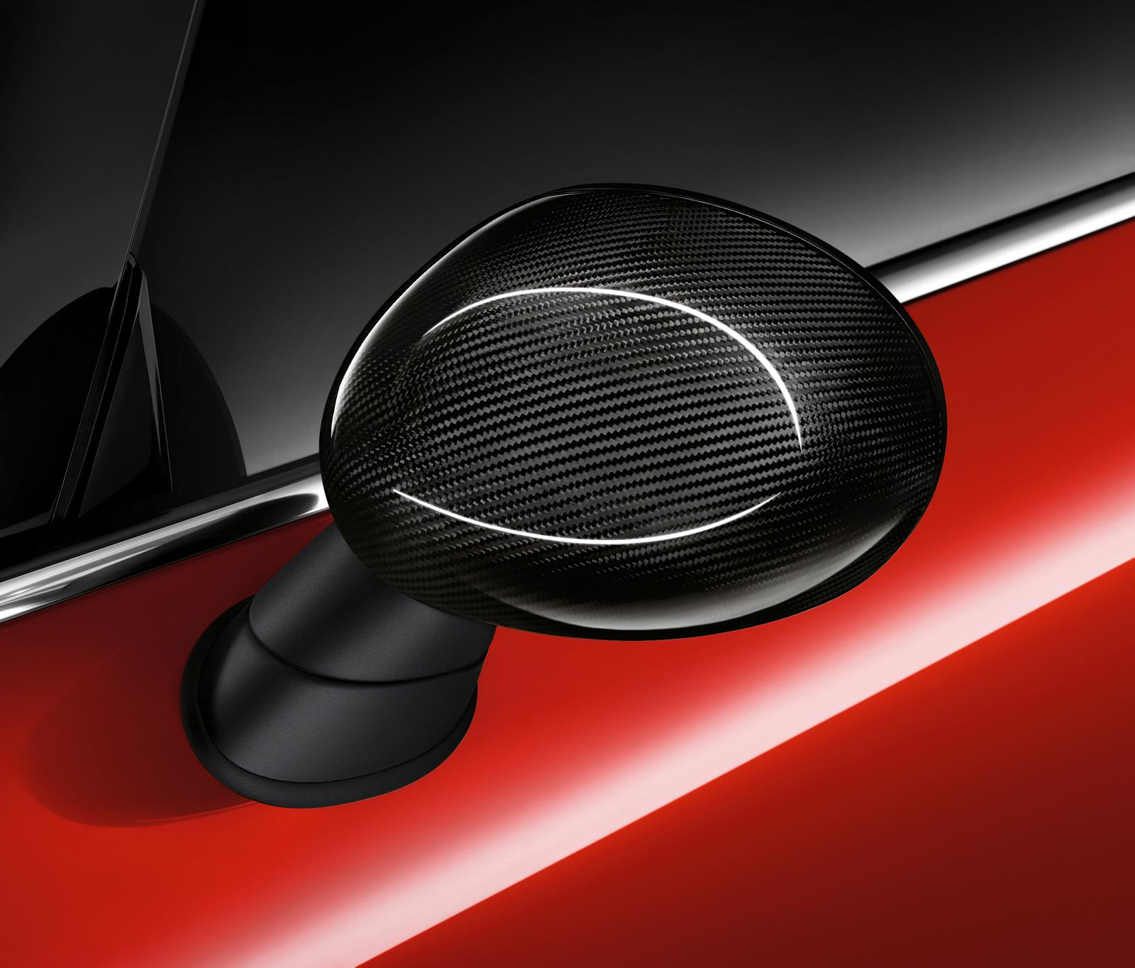 New Mini Cooper S with John Cooper Works package ORVM