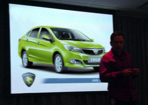 Proton Saga 3 Malaysia