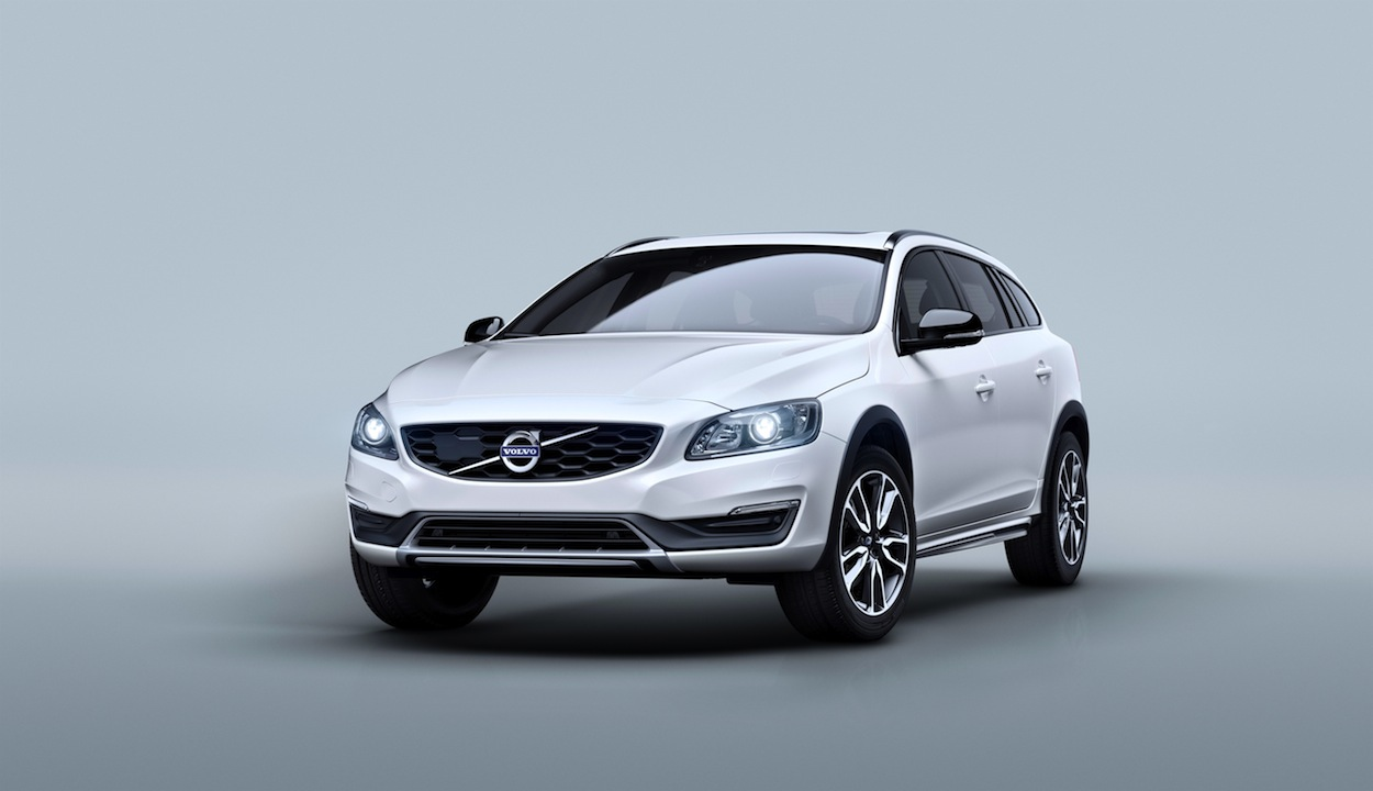 Volvo V60 Cross Country front