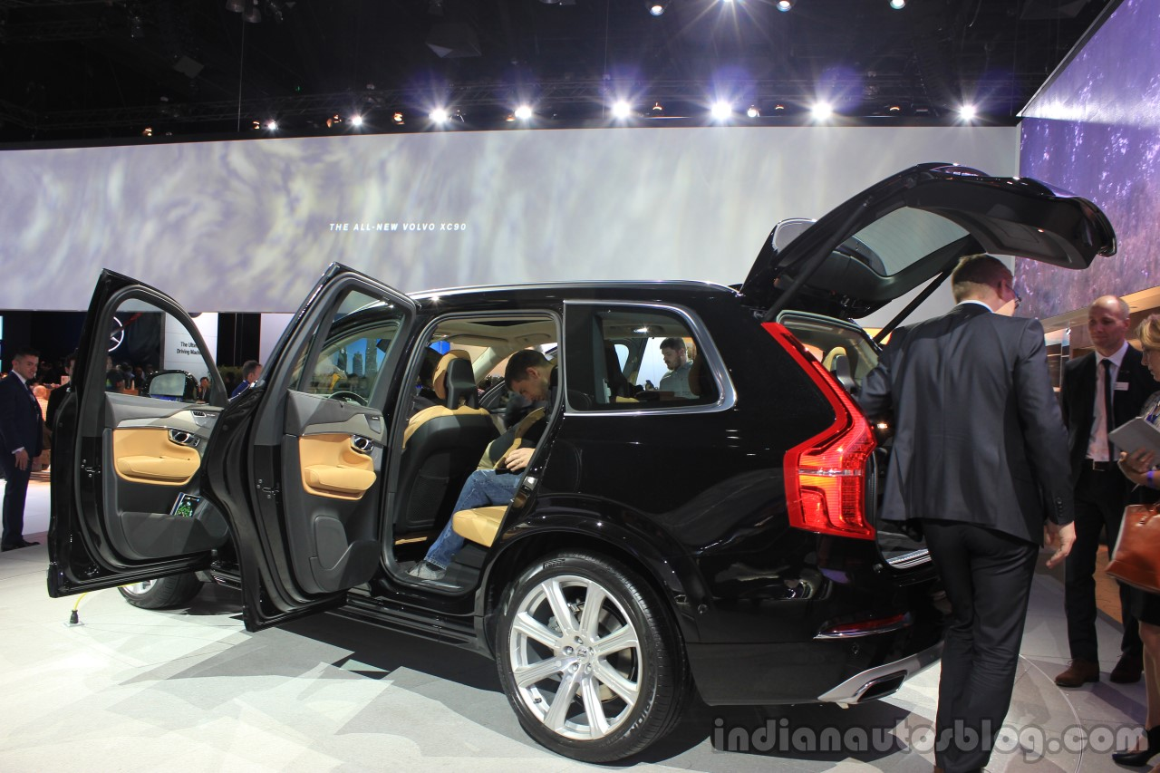 Volvo XC90 T8 at the 2014 LA Auto Show