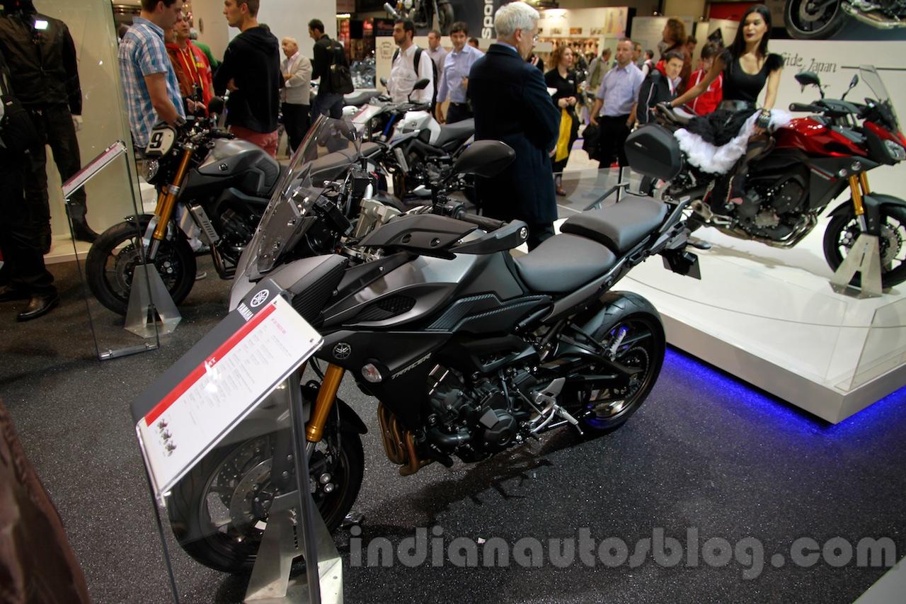 Yamaha MT-09 Tracer at the EICMA 2014