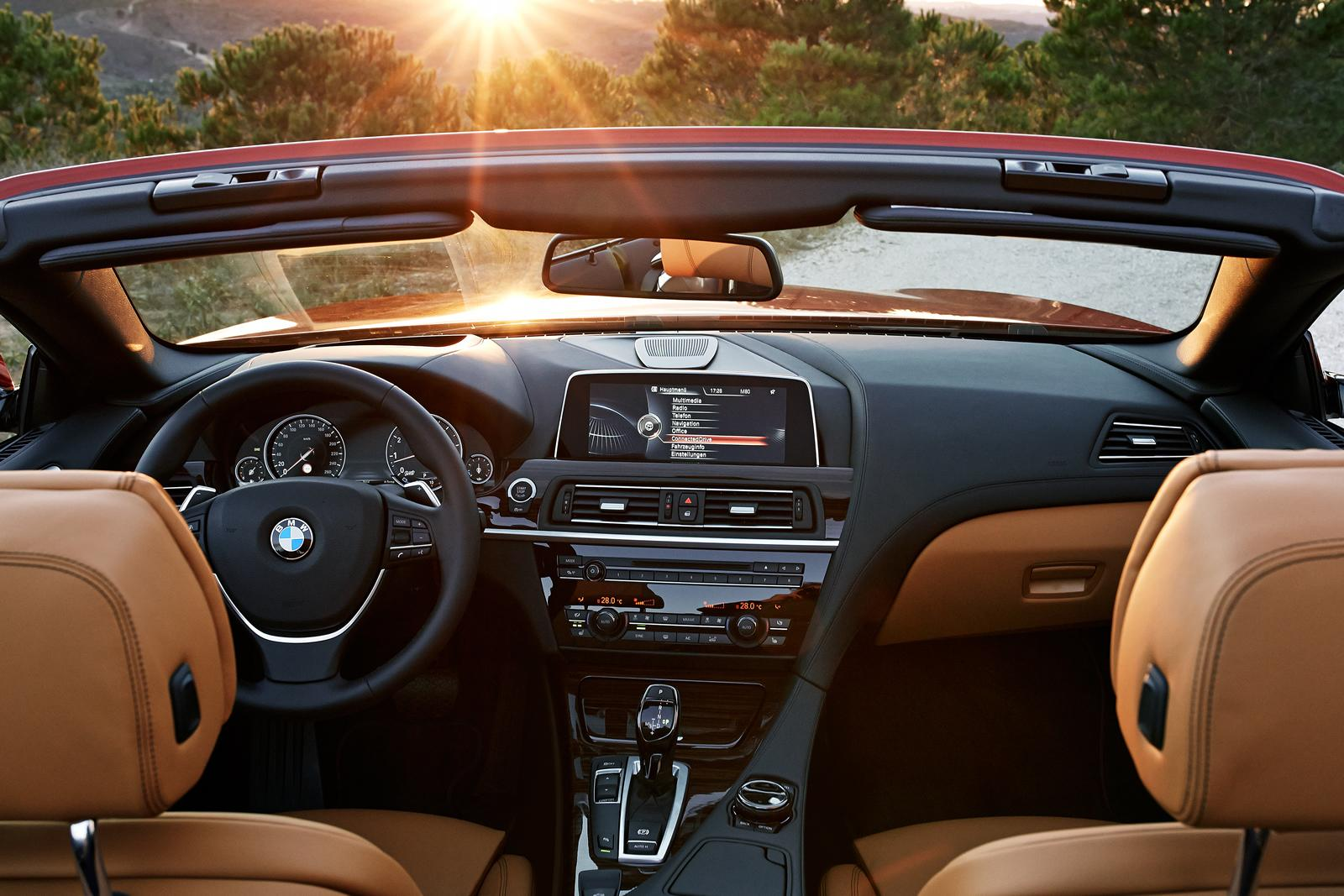 2016 bmw 6 series convertible interior for Mr trim convertible tops and interiors