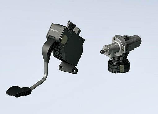 Bosch eClutch mechanism