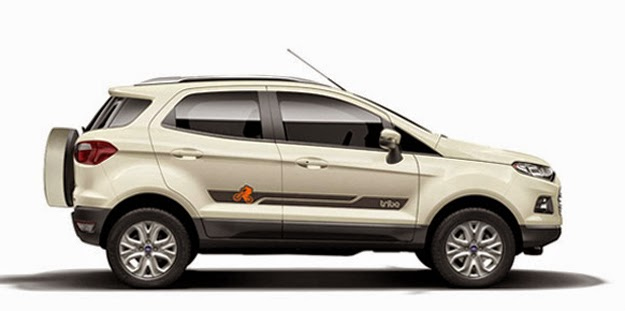 Ford Ecosport Accessory Kits Launched In Brazil