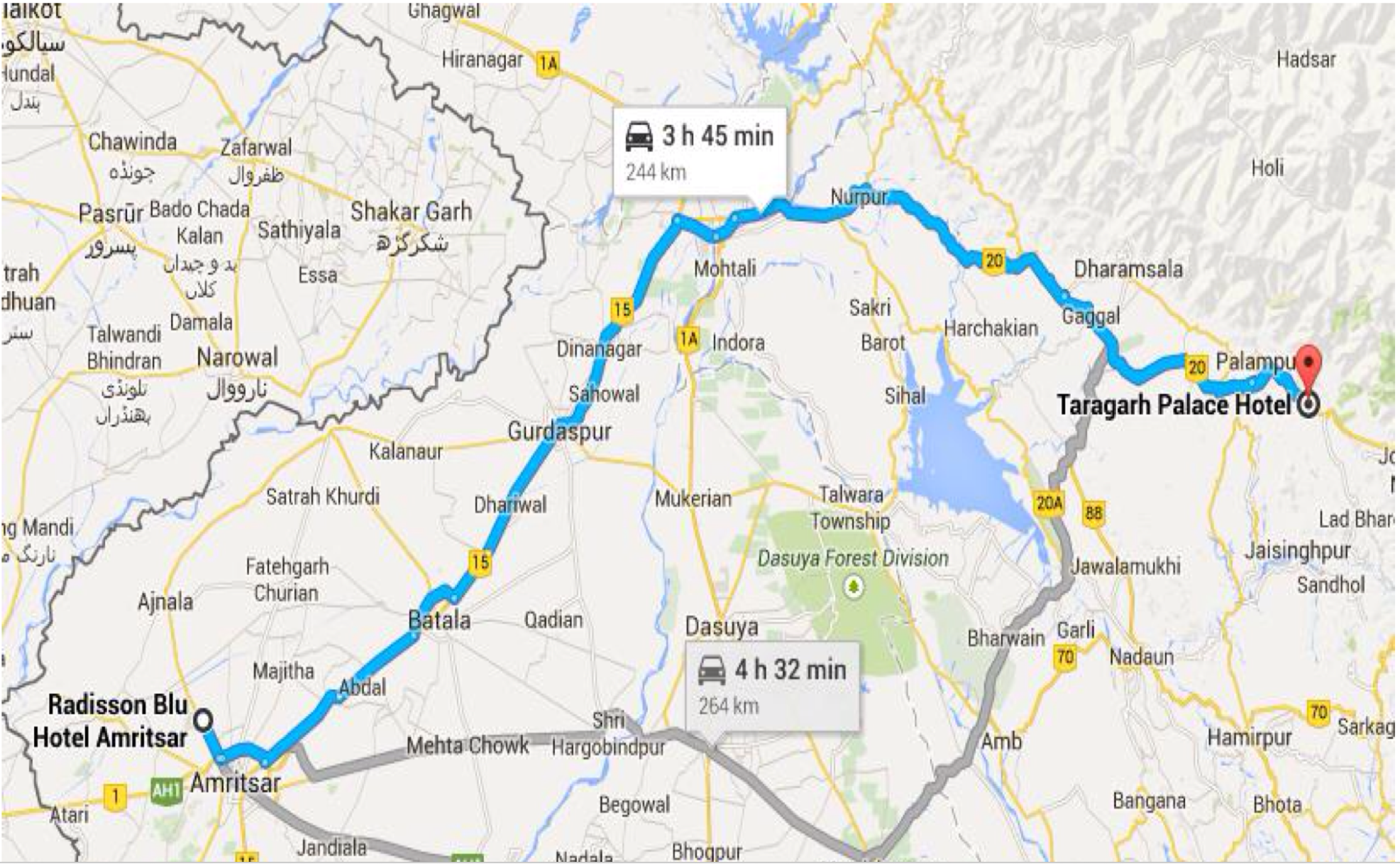 North Point Nissan >> From Amritsar to Dharamshala in a Nissan Terrano