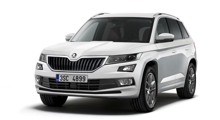 Skoda A Plus SUV rendering