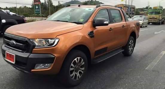 2015 Ford Ranger Wildtrack